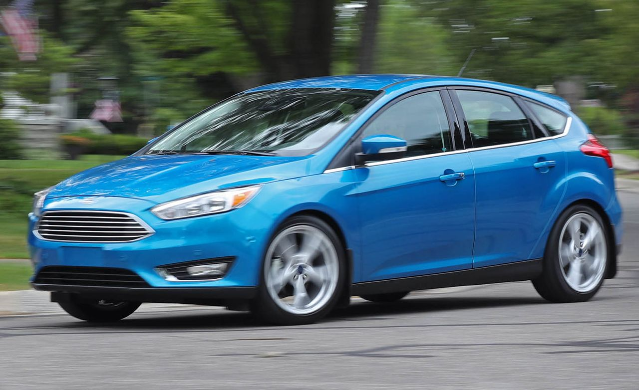 2016 Ford Focus 20l Automatic Hatchback  Review  Car