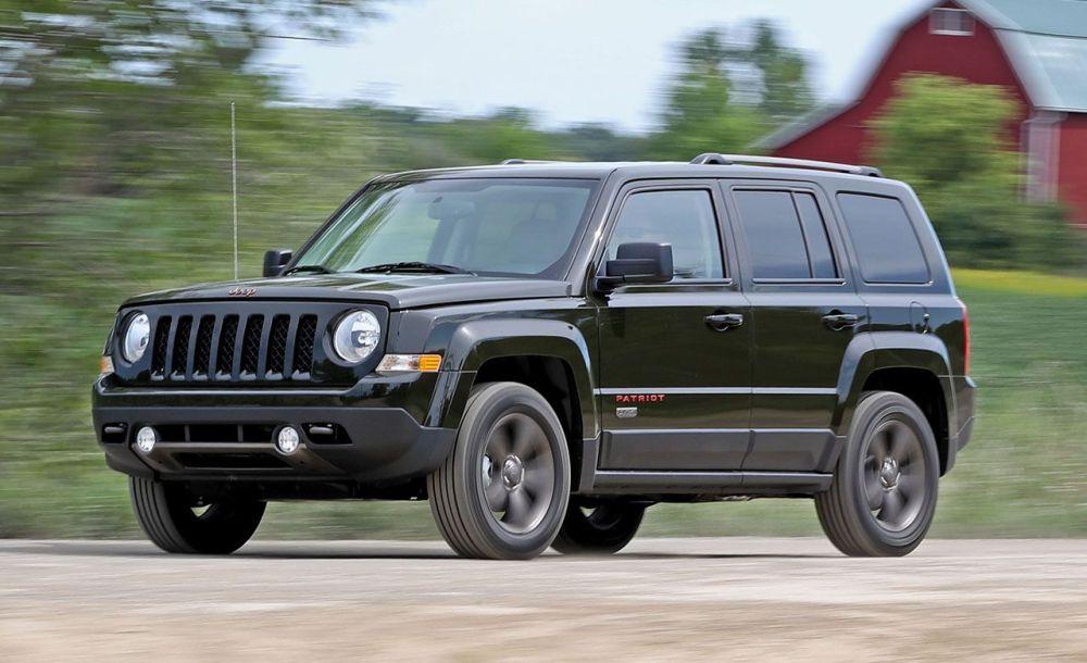 medium resolution of 2016 jeep patriot 4x4 automatic