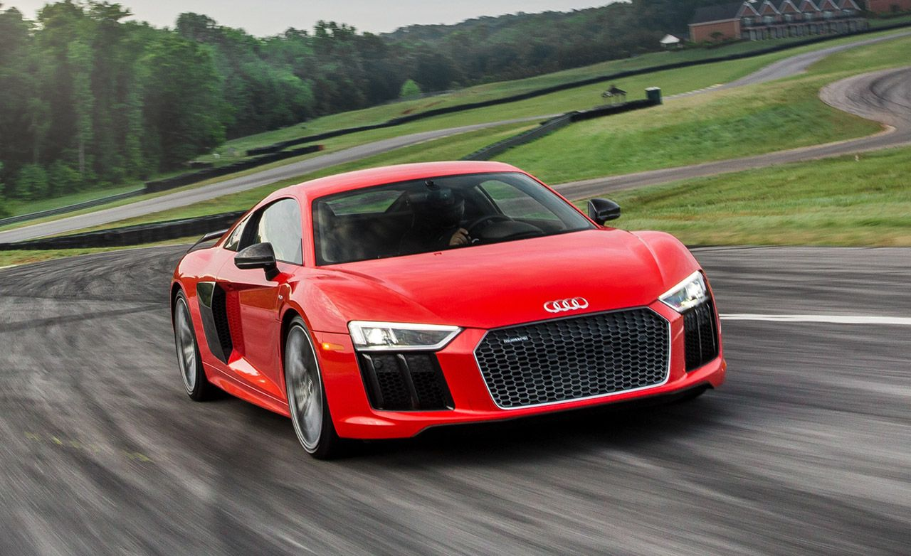 small resolution of 2017 audi r8 v10 plus test review car and driver rh caranddriver com audi r8 fuse