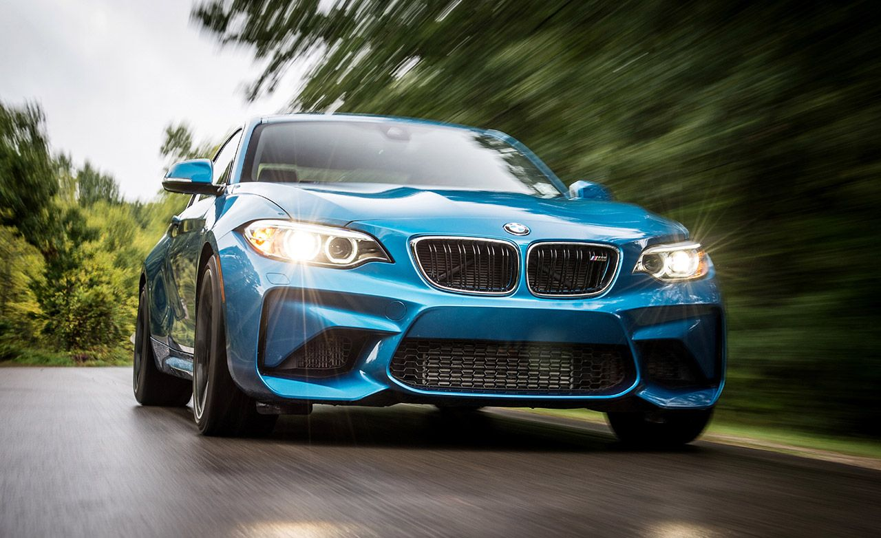 BMW M2 / M240i: 2017 10Best Cars | Feature | Car and Driver