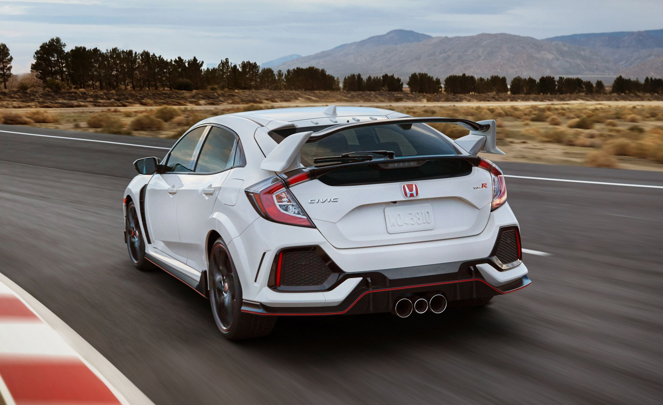 2017 Honda Civic Coupe Type R