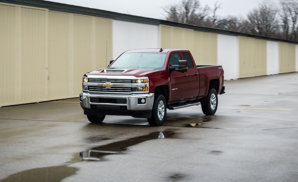 medium resolution of 2017 chevrolet silverado 2500hd 4x4 diesel double cab