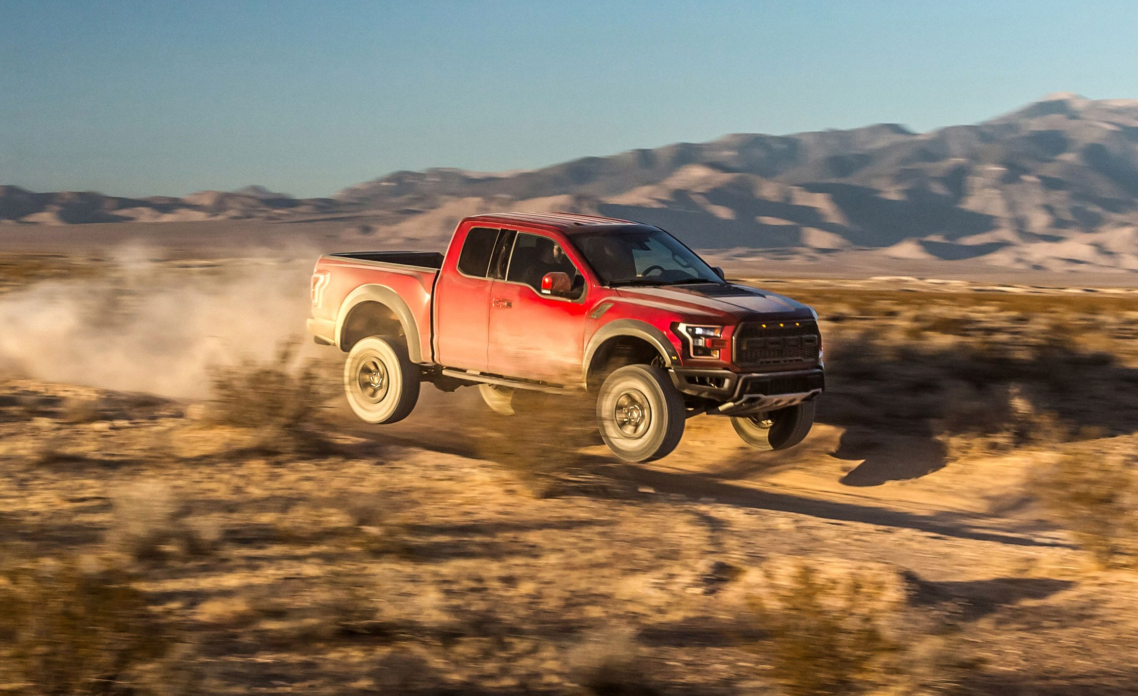 2017 Ford F 150 Raptor SuperCab Test Review Car And Driver
