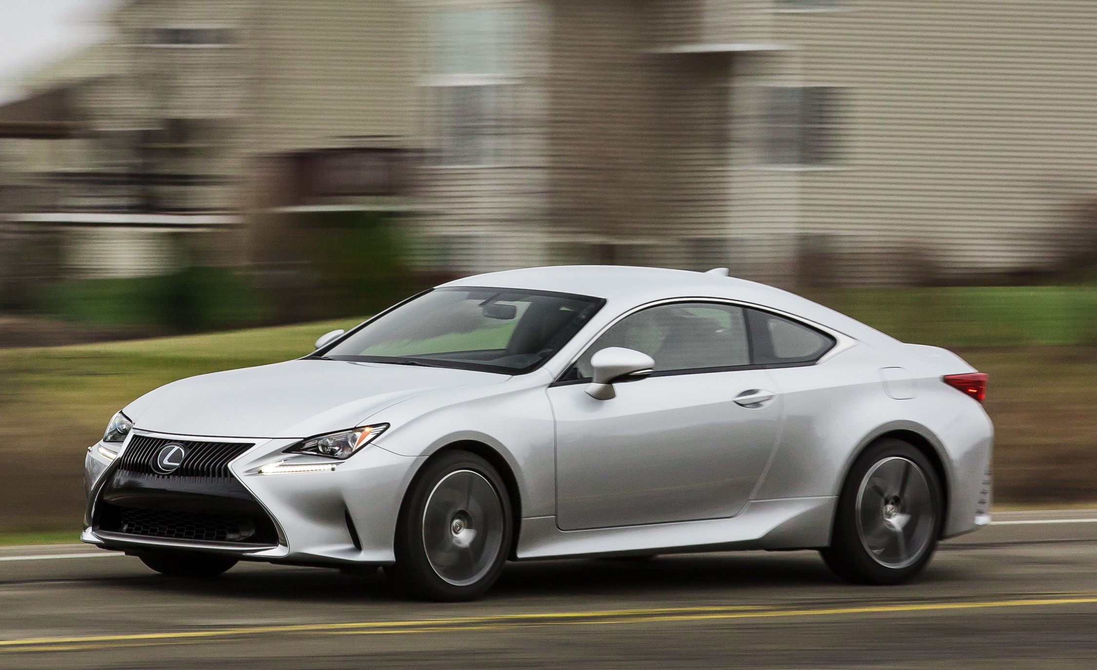 2017 Lexus RC Turbo RC200t Test Review