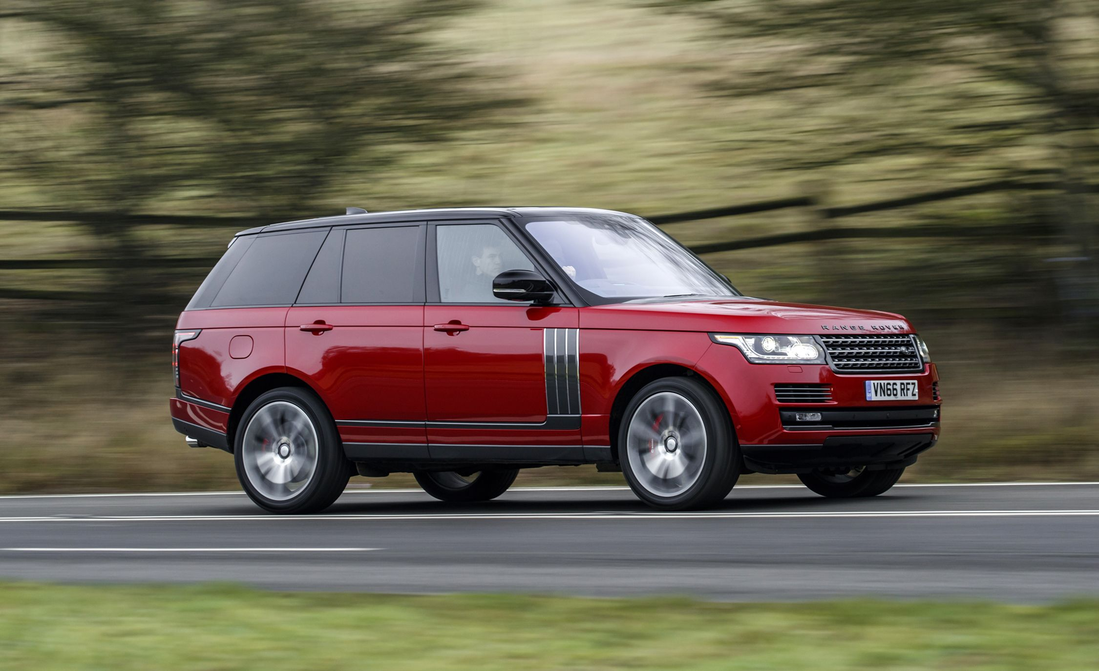 2017 Range Rover SVAutobiography Dynamic – Review – Car and Driver