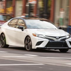 All New Camry Specs Harga Velg Oem Grand Veloz 2018 Toyota First Drive Review Car And Driver