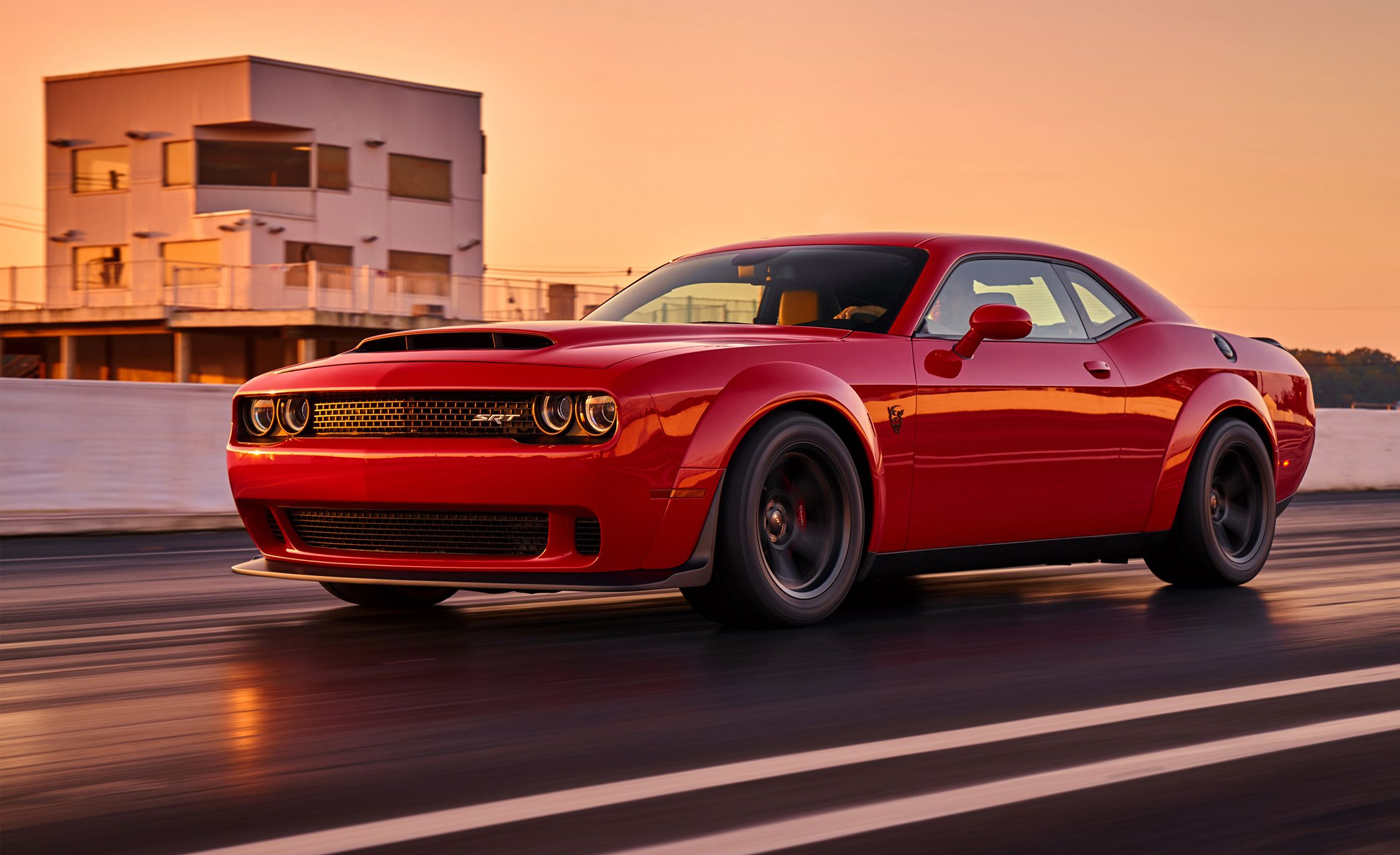 2018 Dodge Challenger Srt Demon Photos And Info  News