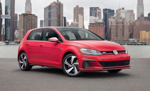 small resolution of 2018 volkswagen golf gti and golf r photos and info 8211 news 8211 car and driver
