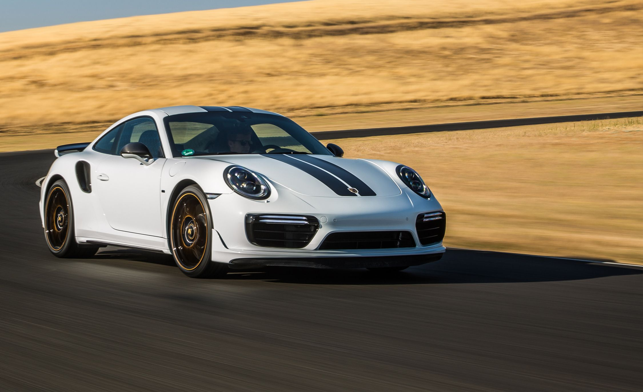 2018 Porsche 911 Turbo S Exclusive First Drive Review