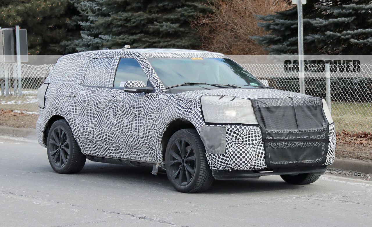 2020 Ford Explorer ST 400 HP And Rear Drive Future
