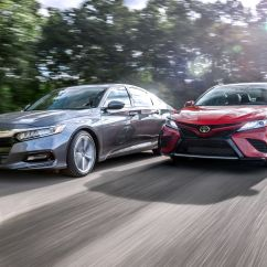 All New Camry Vs Accord Harga Grand Veloz 2019 The State Of And At Same Time For First Ever Car Driver