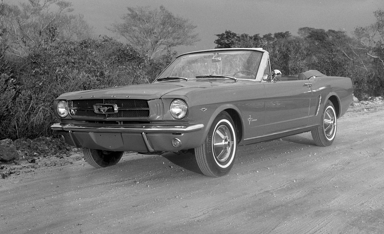 196412 Ford Mustang | Review | Car and Driver