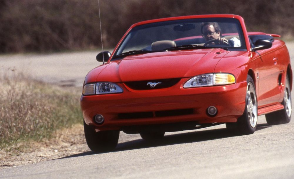 medium resolution of 1994 ford mustang gt vs 1994 chevrolet camaro z28 comparison test car and driver