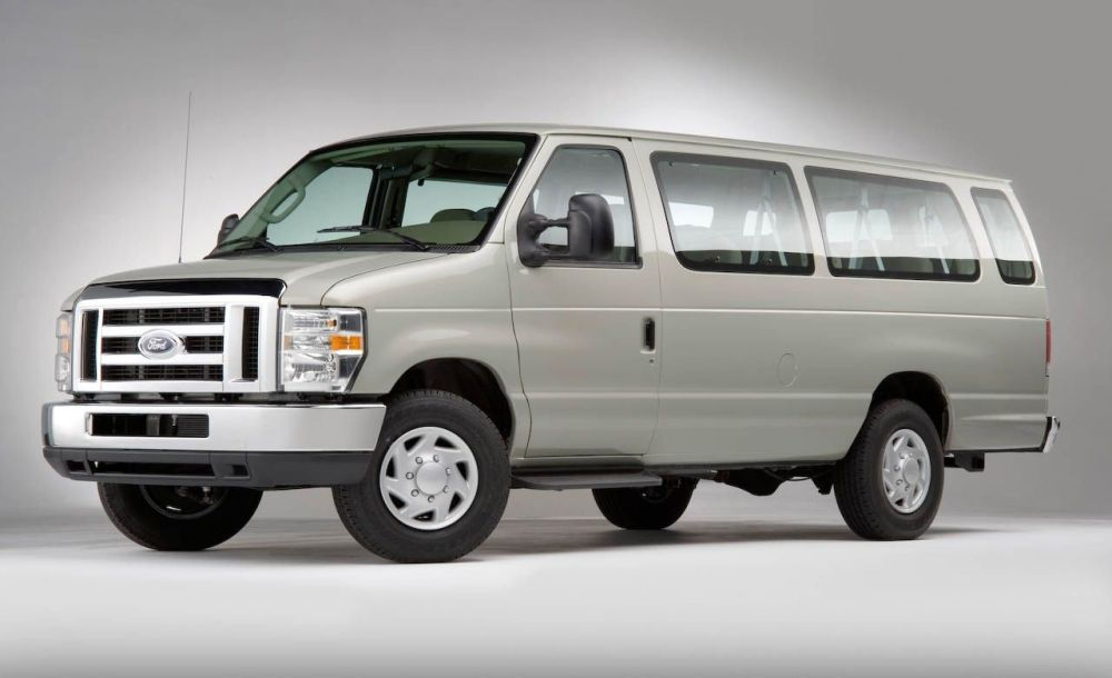 medium resolution of 2008 ford e 150 and e 350