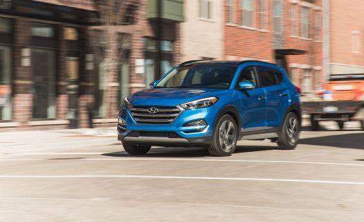 2018 Hyundai Tucson   In-Depth Model Review   Car and Driver