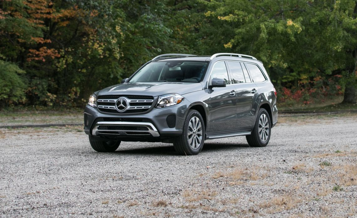 2018 mercedes-benz gls-class | in-depth model review | car and driver