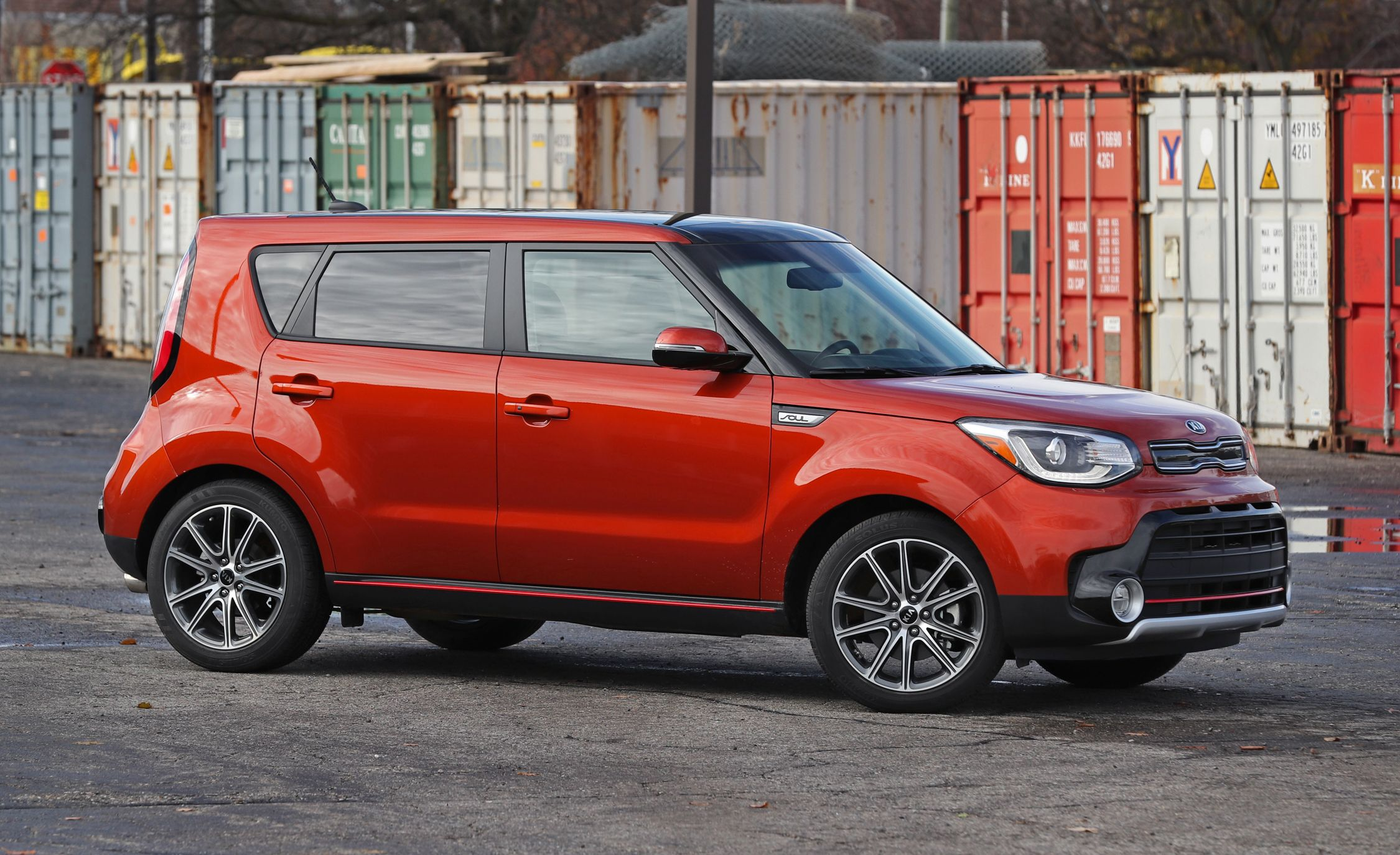 2018 Kia Soul  Warranty Review  Car And Driver