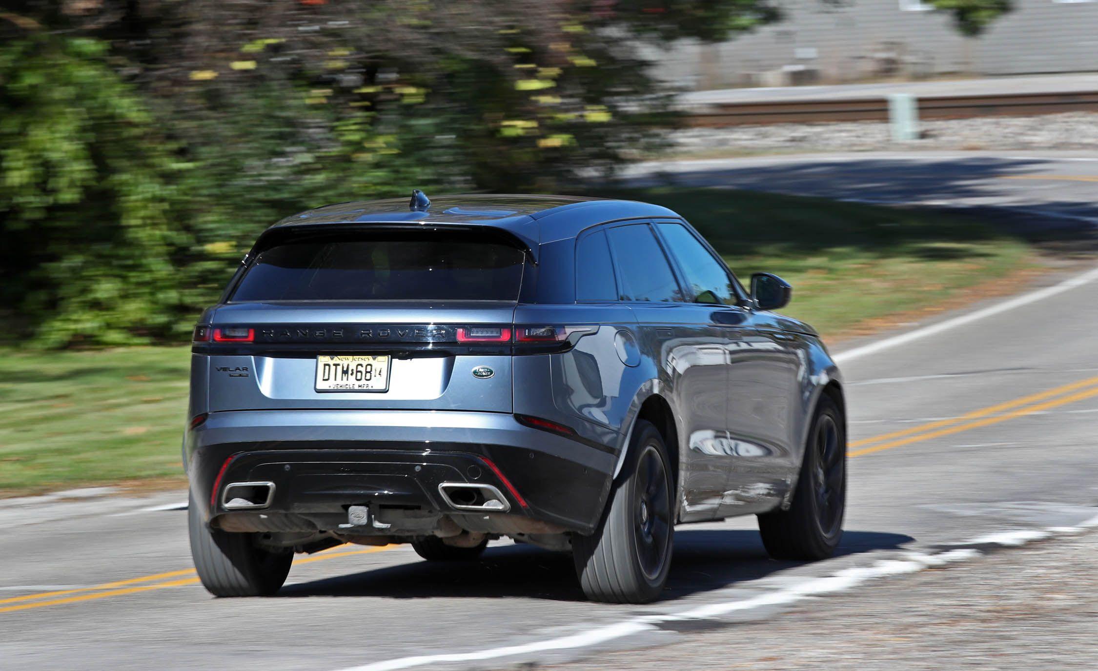 2018 Range Rover Velar In Depth Model Review