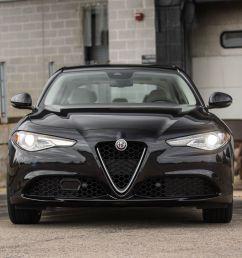 2017 alfa romeo giulia 2 0t rwd test review car and driver [ 2250 x 1375 Pixel ]