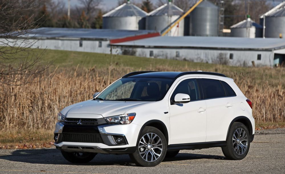 medium resolution of 2018 mitsubishi outlander sport engine and transmission review car and driver