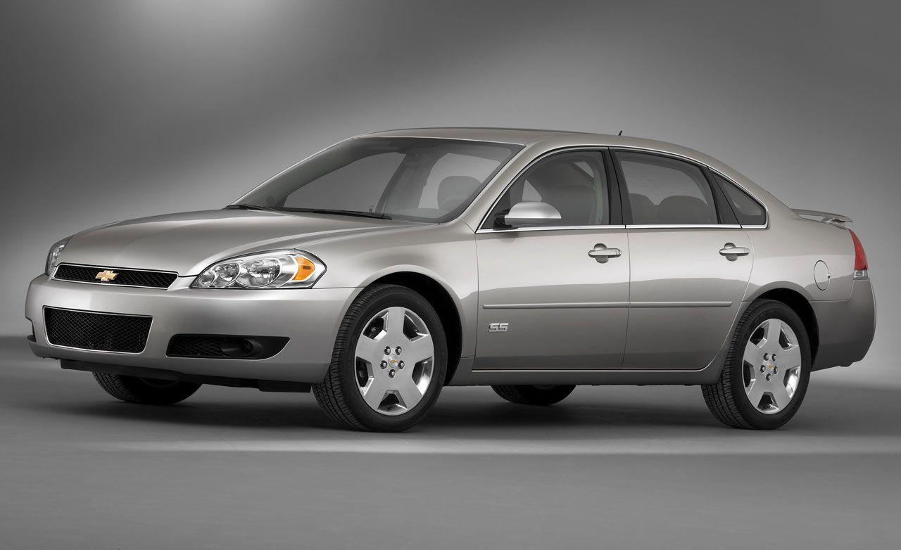 2008 chevrolet impala ss 4dr sdn