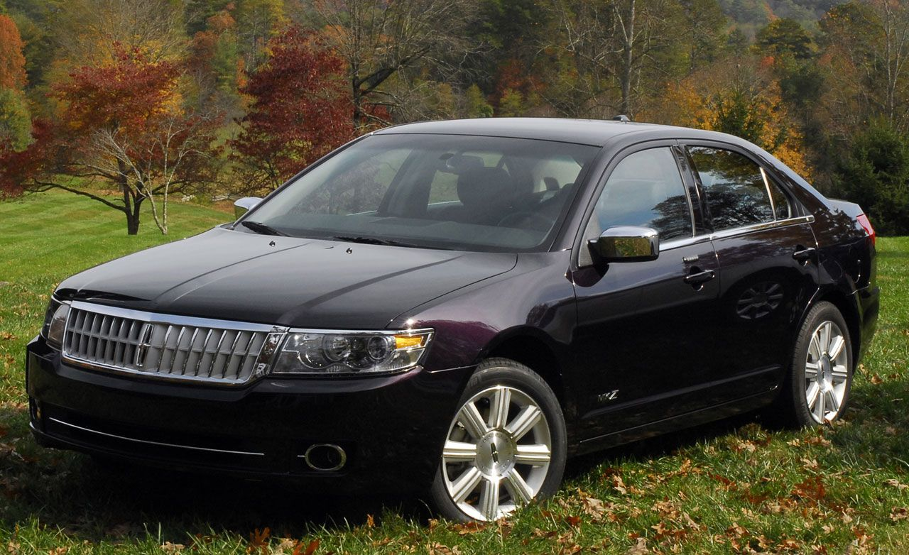 hight resolution of  2008 mkz 4dr sdn awd