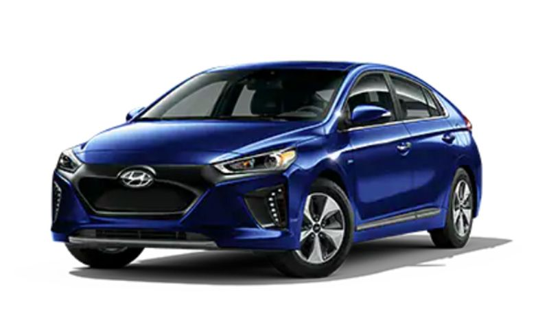2019 Hyundai Ioniq Hatchback Features and Specs