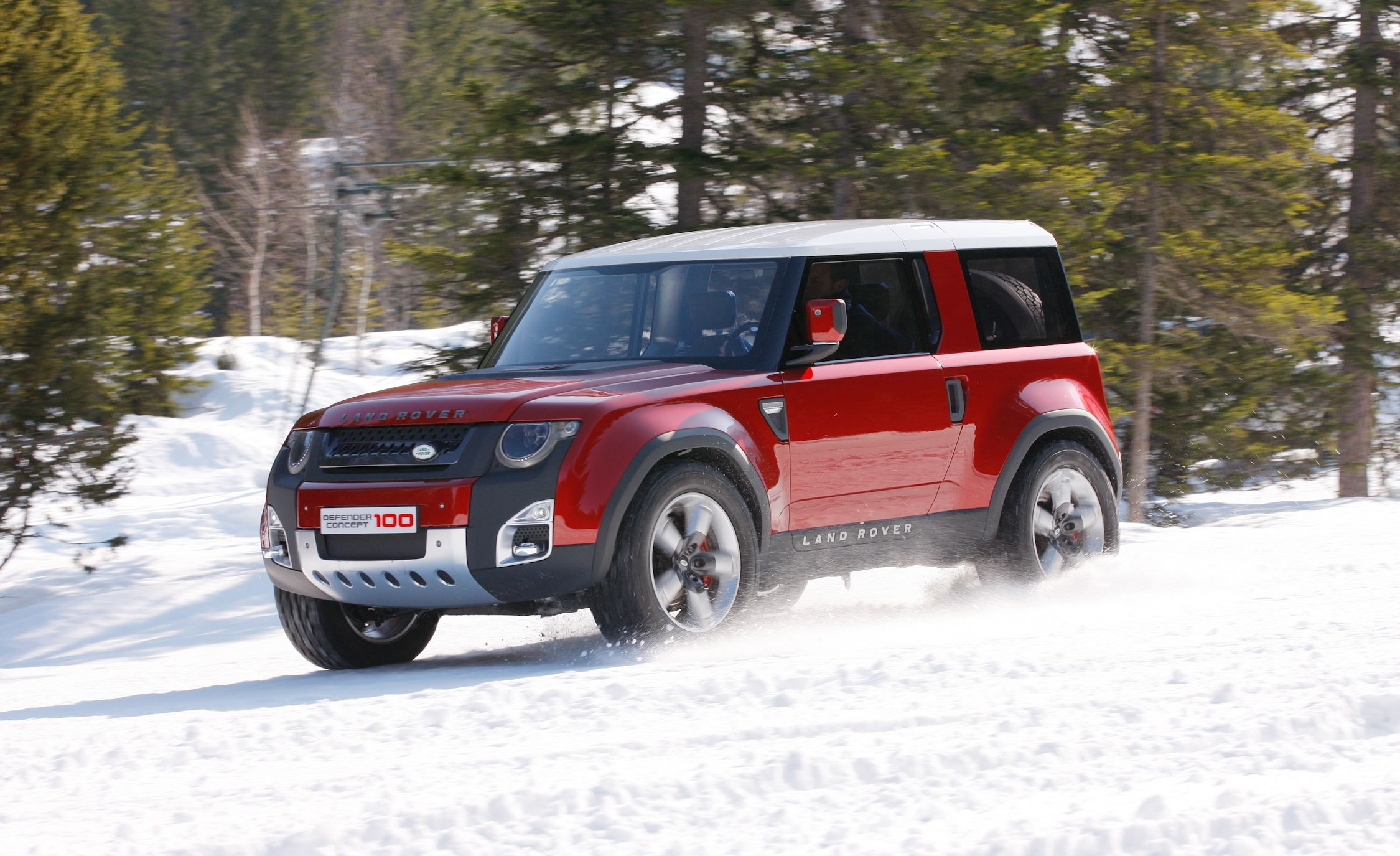 2018 Land Rover Defender 25 Cars Worth Waiting For – Feature