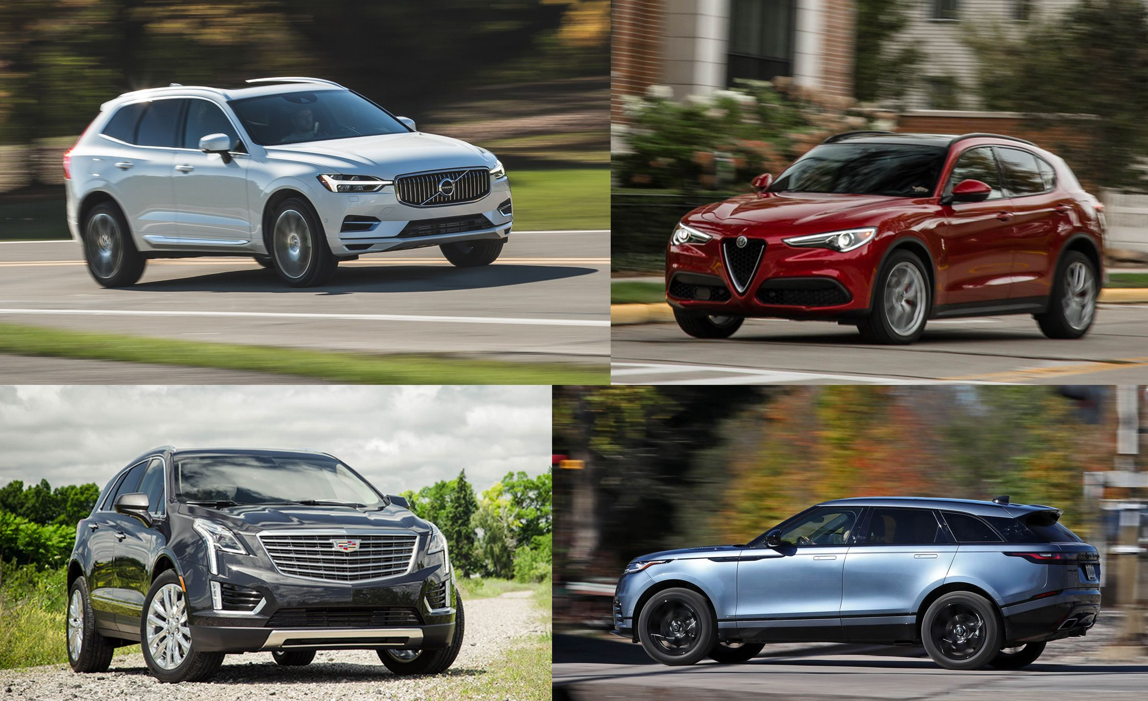 22 Luxury Small SUVs - Best Compact Luxury Crossovers, Ranked