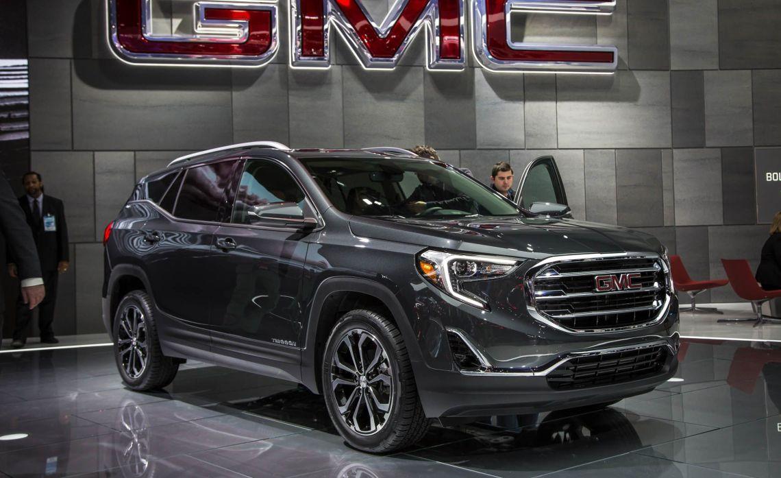 2018 gmc terrain release date car models 2018 2019. Black Bedroom Furniture Sets. Home Design Ideas