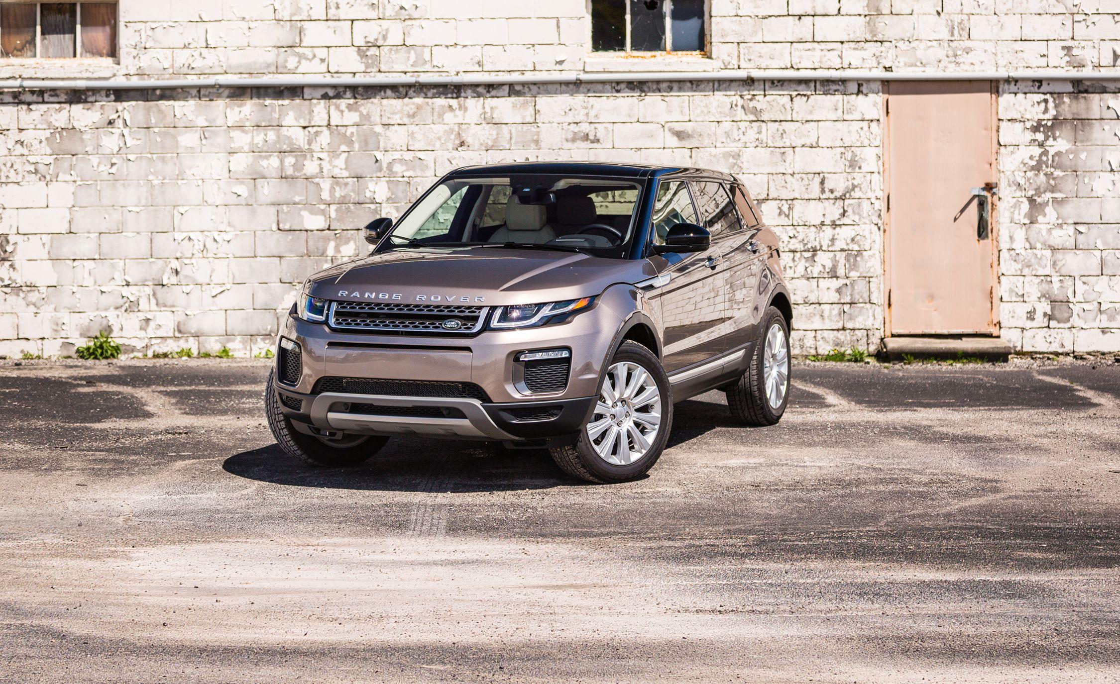 2017 Land Rover Range Rover Evoque 5 door