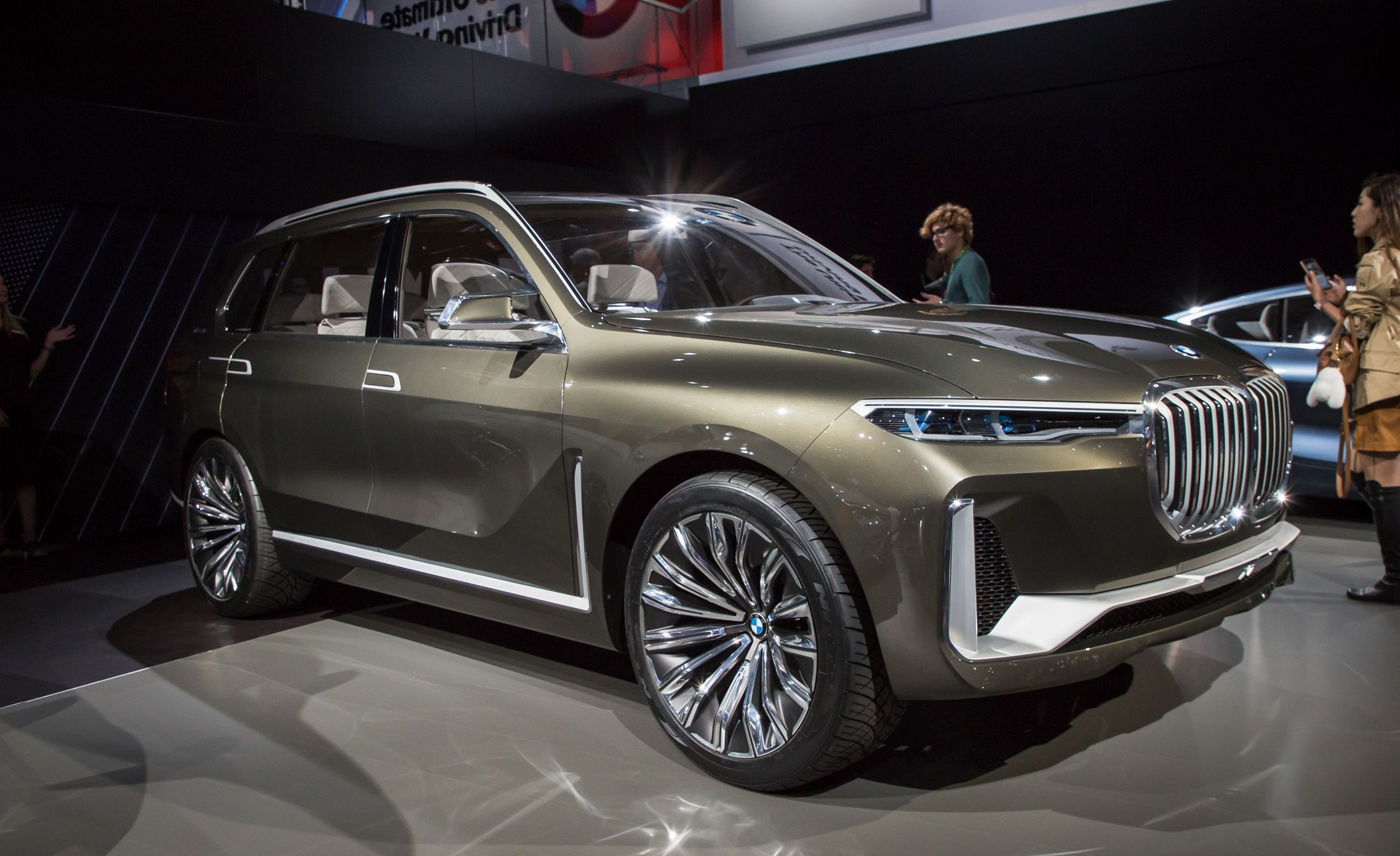 Bmw Concept X7 Iperformance Pictures Photo Gallery Car