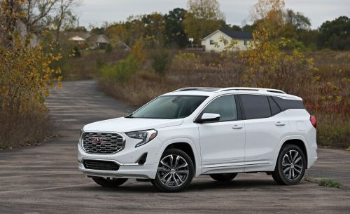 small resolution of gmc terrain reviews gmc terrain price photos and specs car and rh caranddriver com 2013 buick enclave parts diagram buick enclave body parts diagram