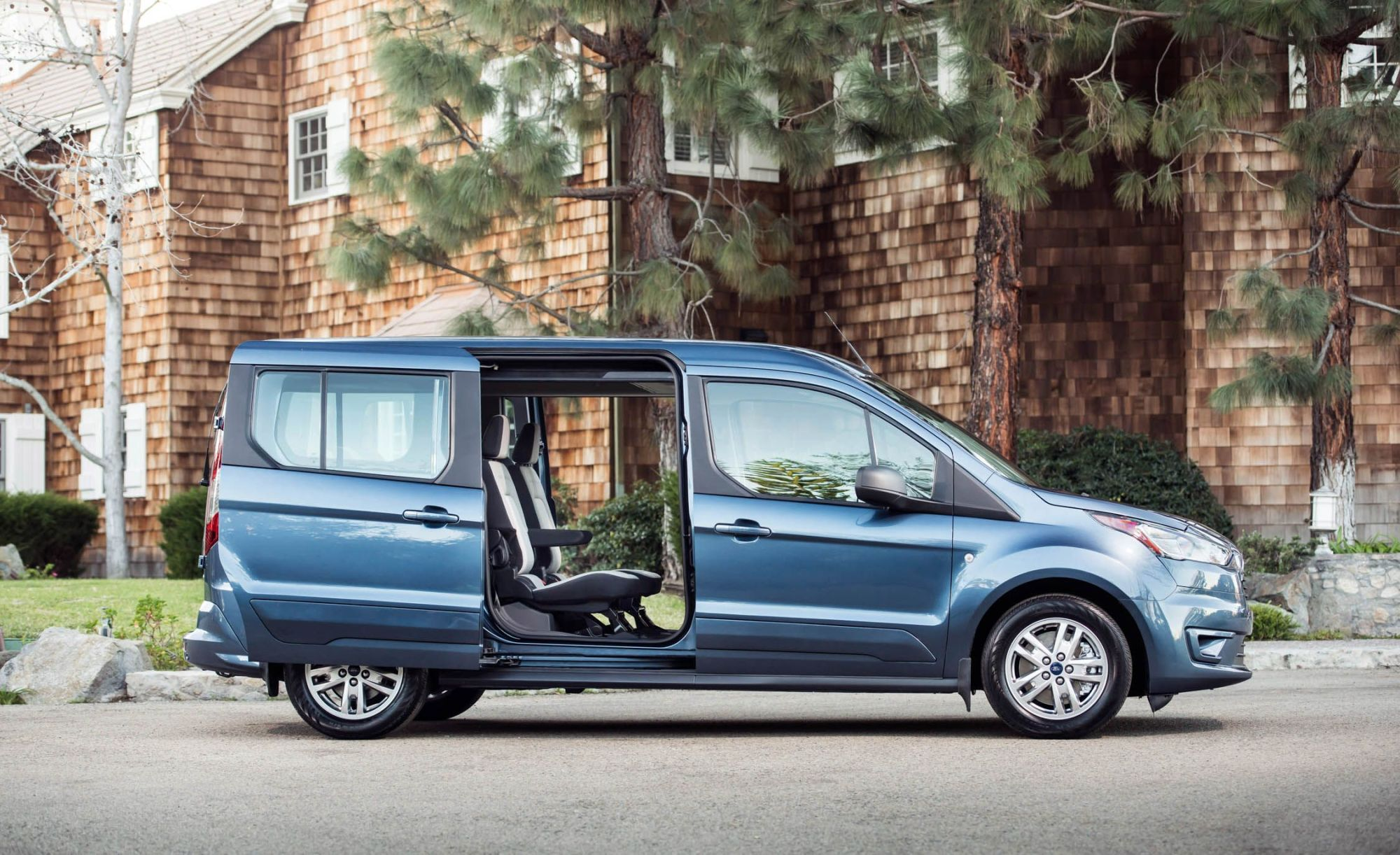 hight resolution of ford transit connect reviews ford transit connect price photos and specs car and driver