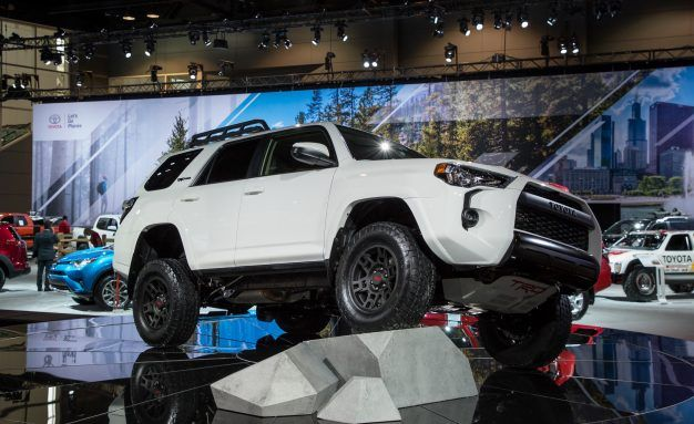 2019 4runner trd pro: be a tough guy, or just look like one | news