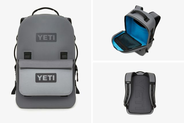 Yeti's New Panga Backpack Is The Durable Luggage We've Been Waiting For