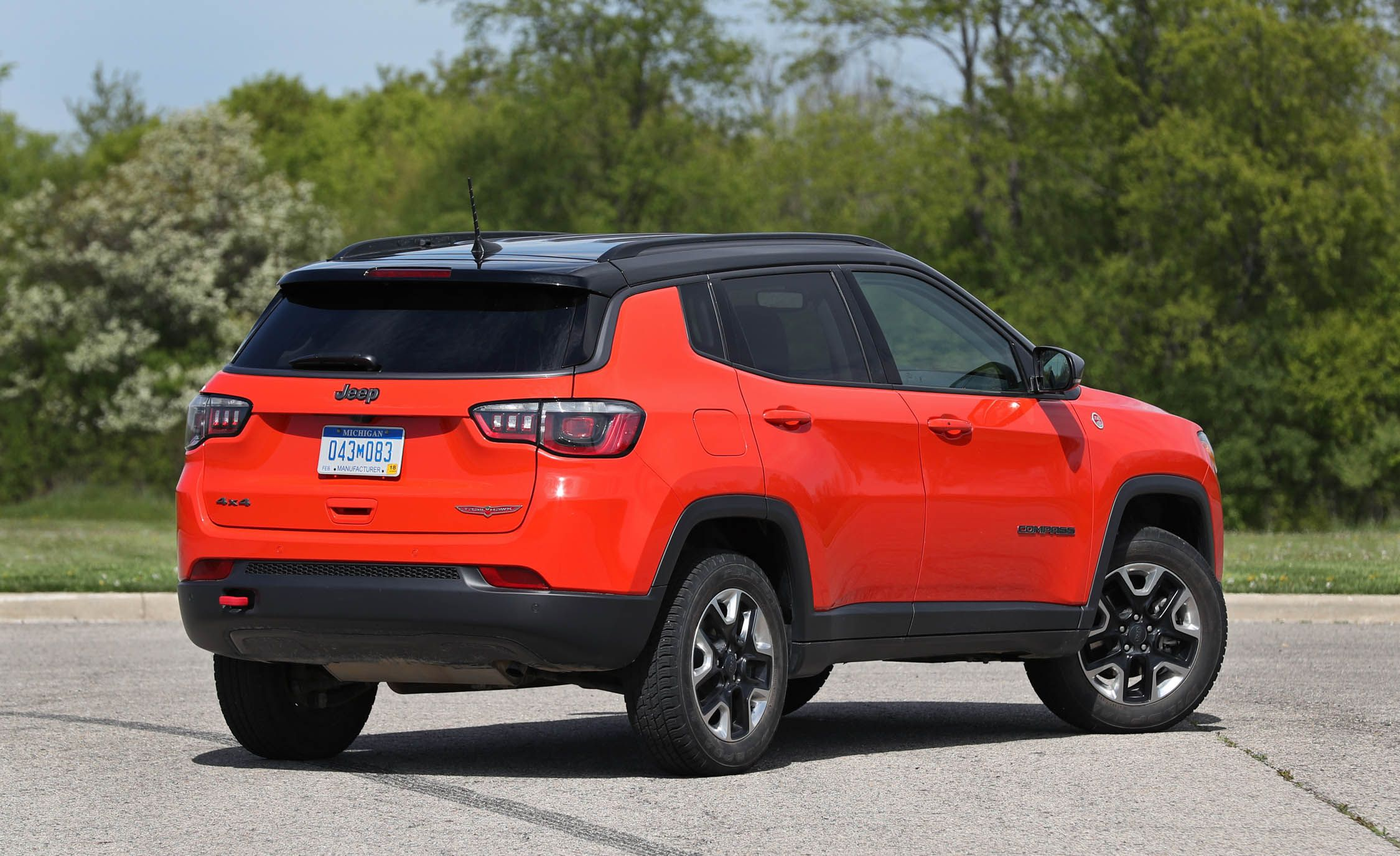 2017 Jeep Compass  Fuel Economy Review  Car And Driver