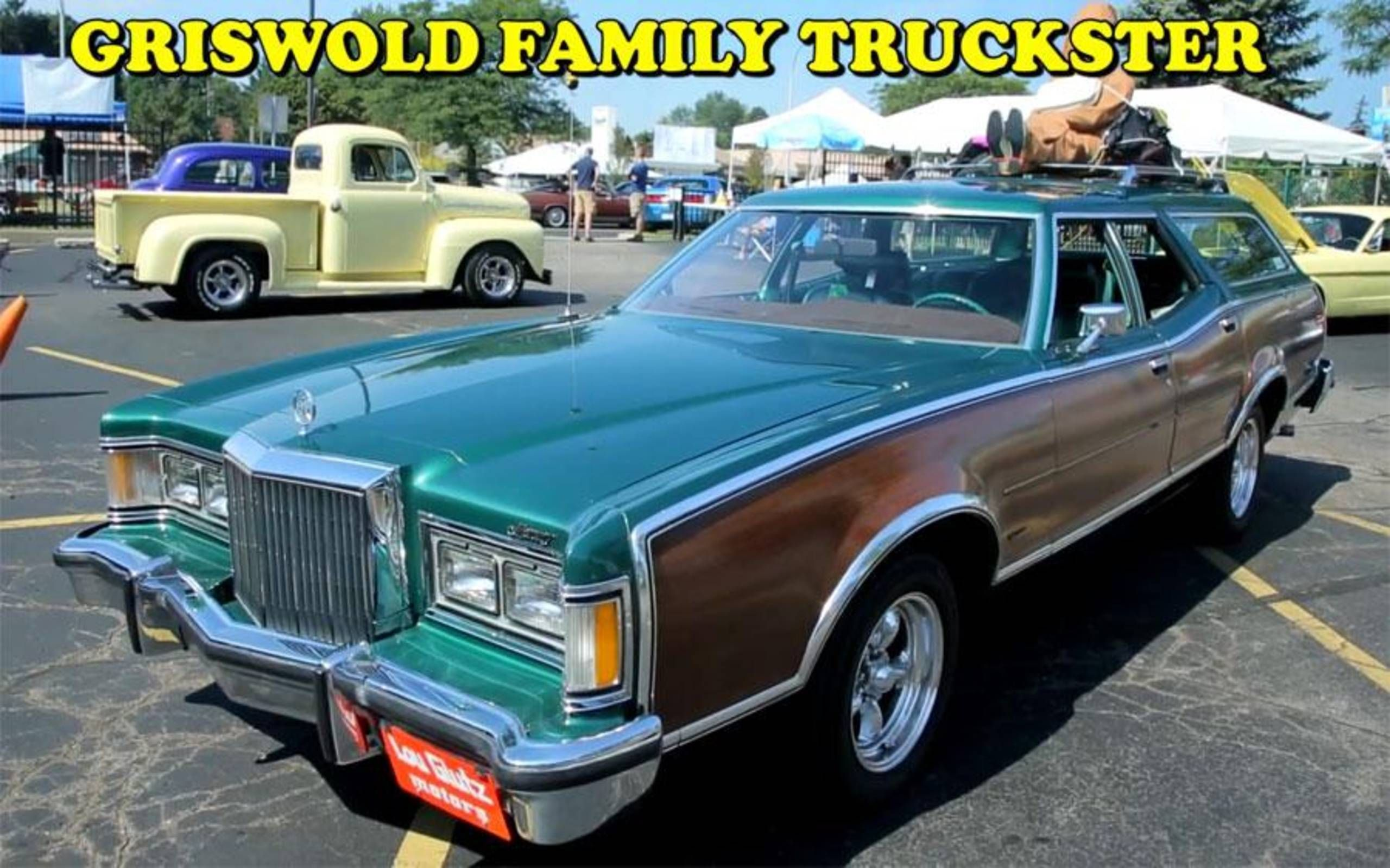 Film Friday The Griswold Family Truckster According To Jeff Wasilewski