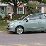 2015 Fiat 500c Lounge Cabrio Review