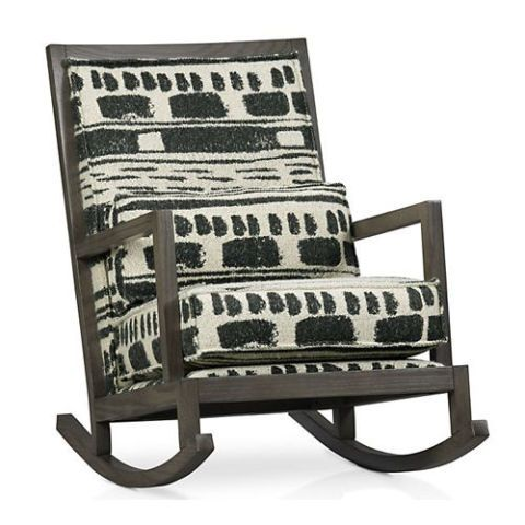 crate and barrel rocking chair target bungee 9 best chairs in 2018 modern chic wooden upholstered jeremiah