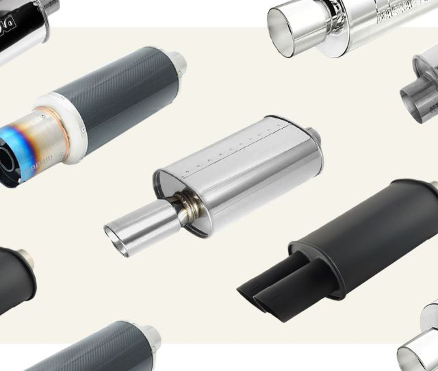 13 Best High Performance Mufflers Of 2018 Adjustable Mufflers And Exhaust Systems