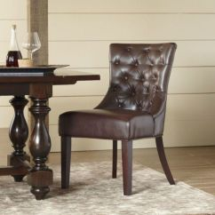 Soft Chairs Spread The Hips Tantra Chair Dimensions 13 Best Leather Dining Room In 2018 - Side, Arm, And