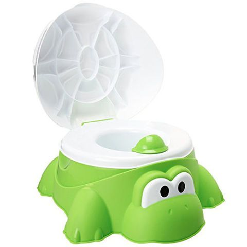frog potty chair unfinished dining 14 best chairs for toddlers in 2018 training little tikes