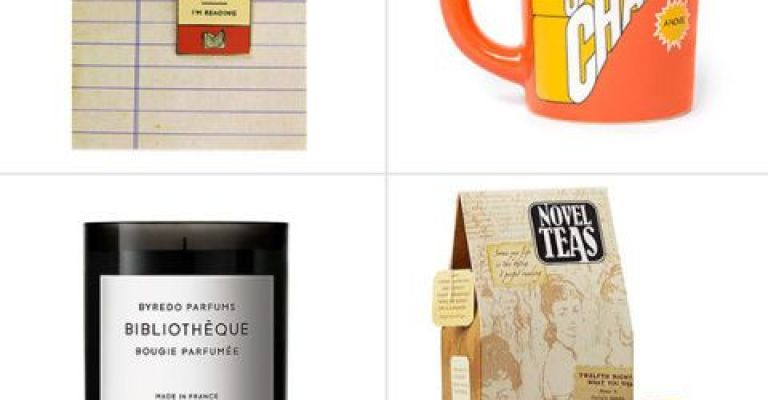 21 Best Gifts For Book Lovers In 2018 Unique Gift Ideas