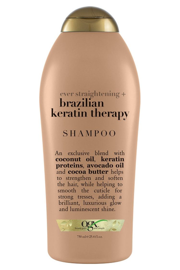 9 Best Keratin Shampoos for 2018 - Keratin Products for ...