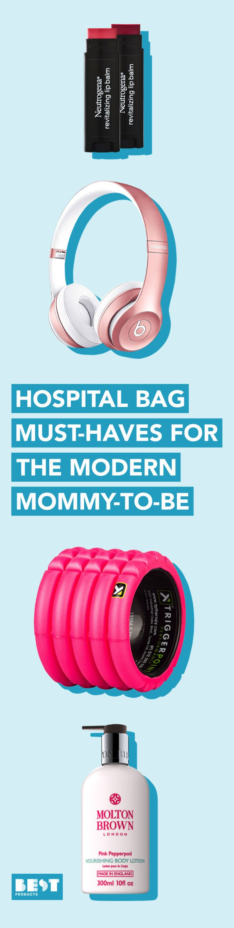 13 Essentials To Pack In Your Hospital Bag Hospital Bag