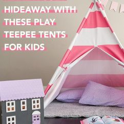 Cool Bean Bag Chairs Hanging Chair With Stand Canada 9 Best Kids Teepee Tents Of 2018 - Totally Play Teepees For