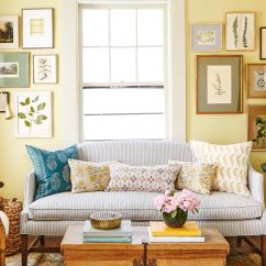 Yellow And Grey Living Room Decorating Ideas Layout For Long 100 Design Photos Of Family Rooms