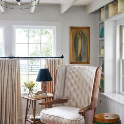 Bedroom Chair Design Ideas Used Eames Lounge Landy Gardner Tennessee Farmhouse - Cozy And Colorful Decorating