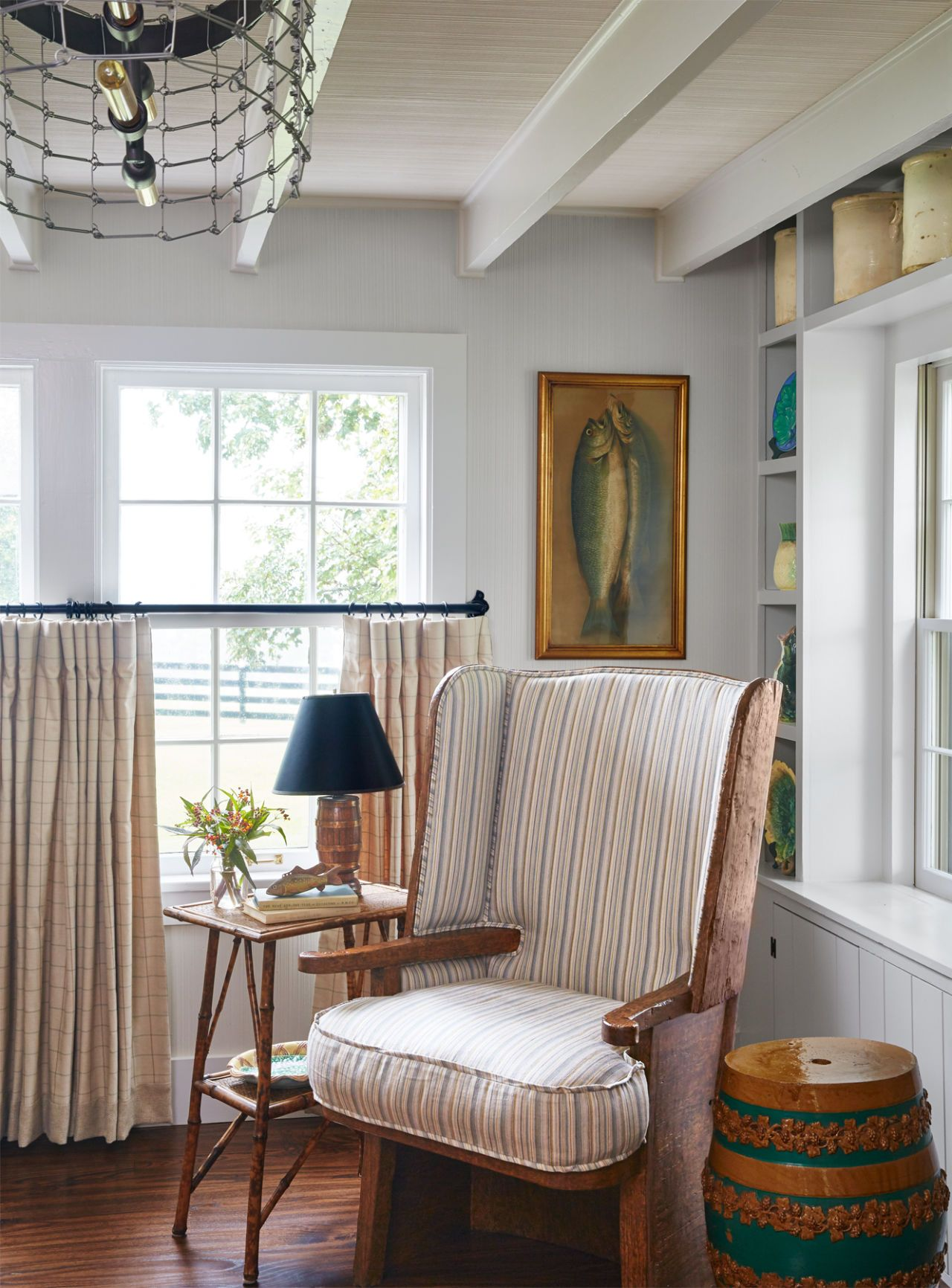 bedroom chair design ideas image desk disassembly landy gardner tennessee farmhouse - cozy and colorful decorating